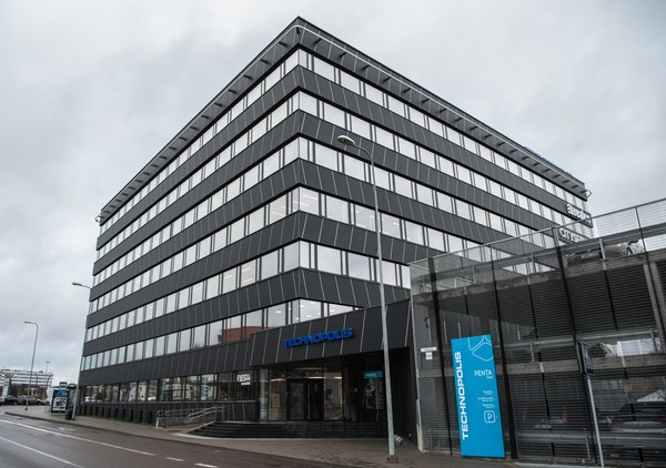 Business centre Technopolis, Ozo Str., Vilnius