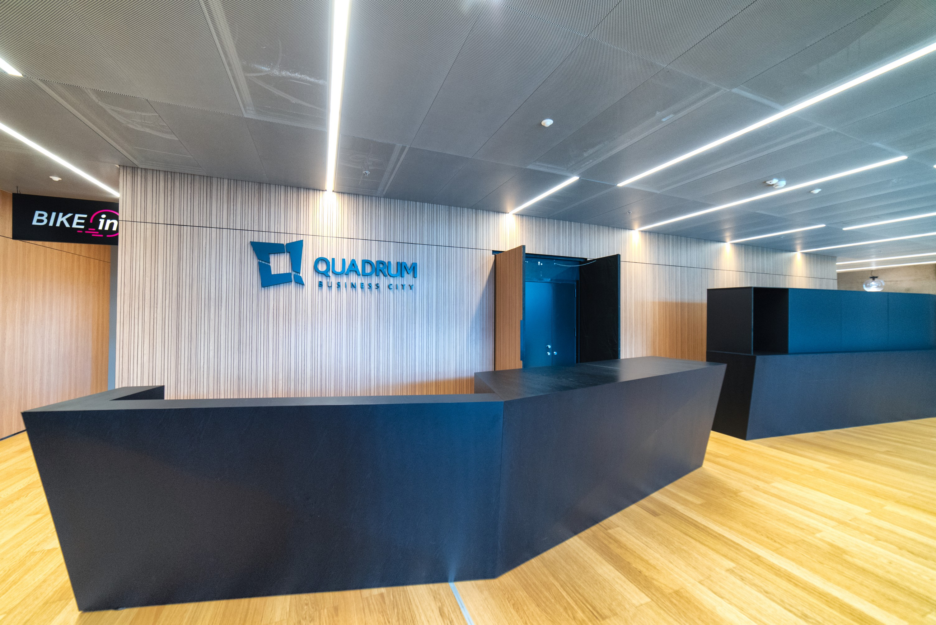 Business centre Quadrum