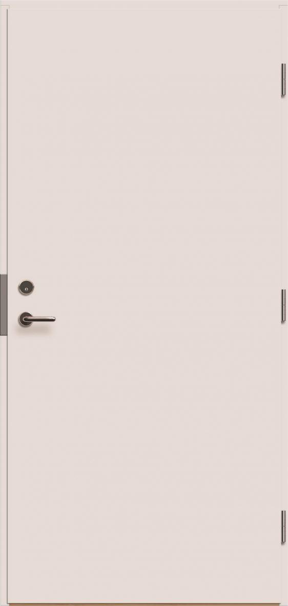 Karkasinės vidaus priešgaisrinės ir garsą izoliuojančios durys FD09