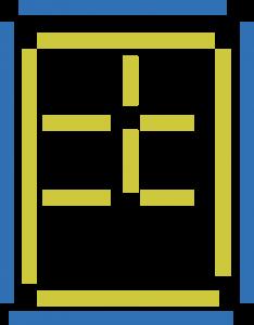 Mediniai /aliumininiai langai