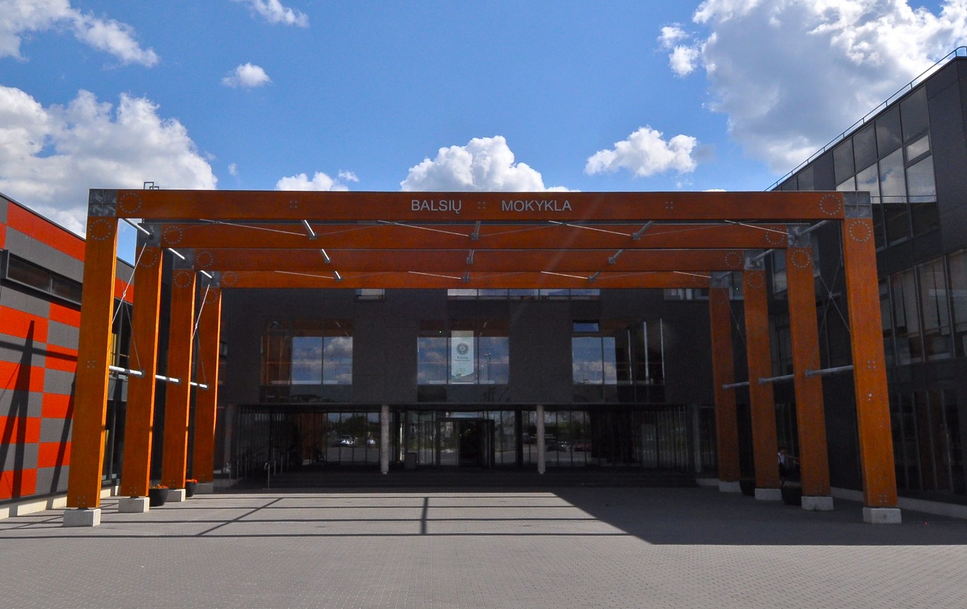 Vilnius Balsiai Elementary School