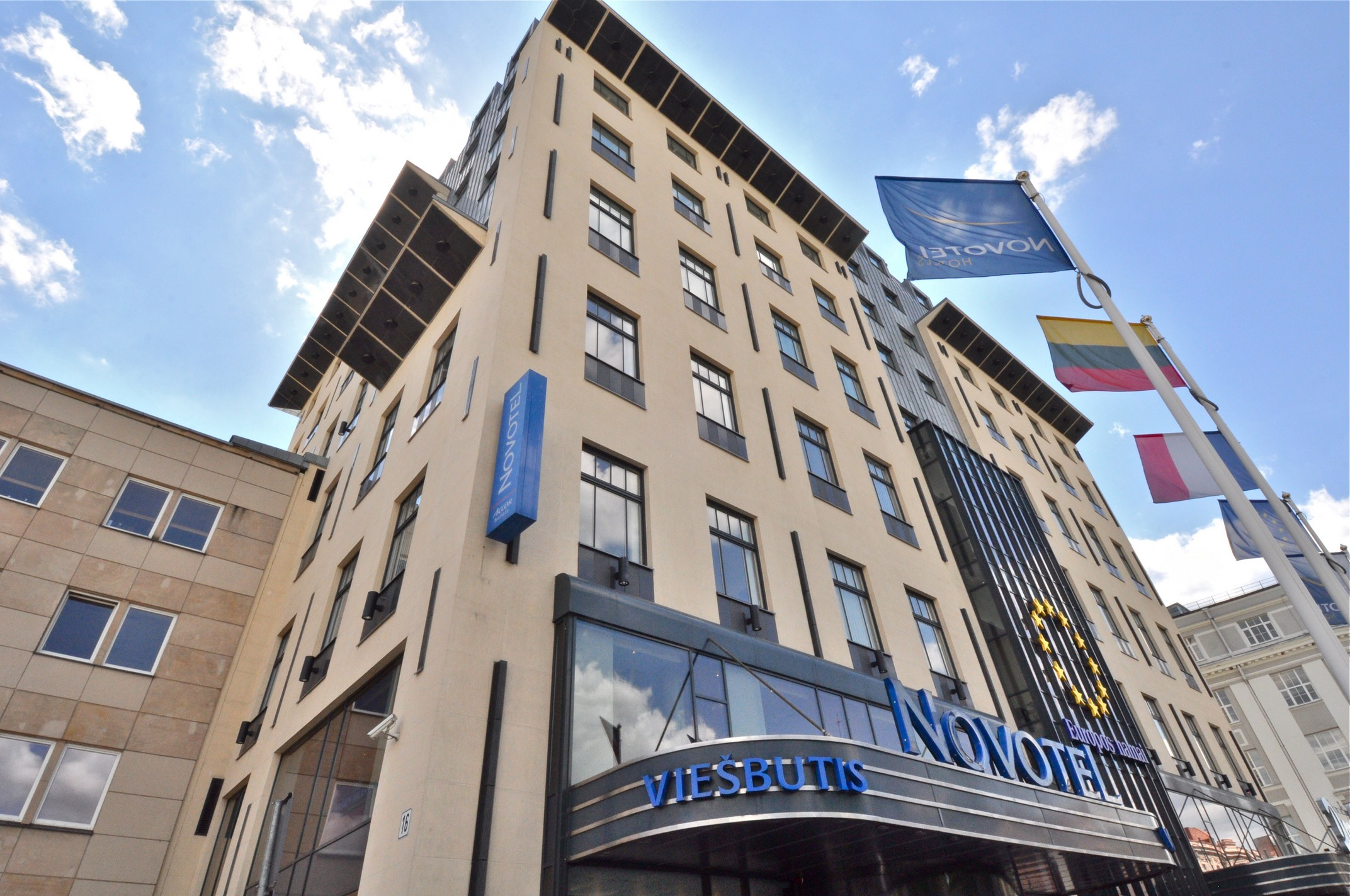 "Viešbutis ""Novotel Vilnius Centre"""