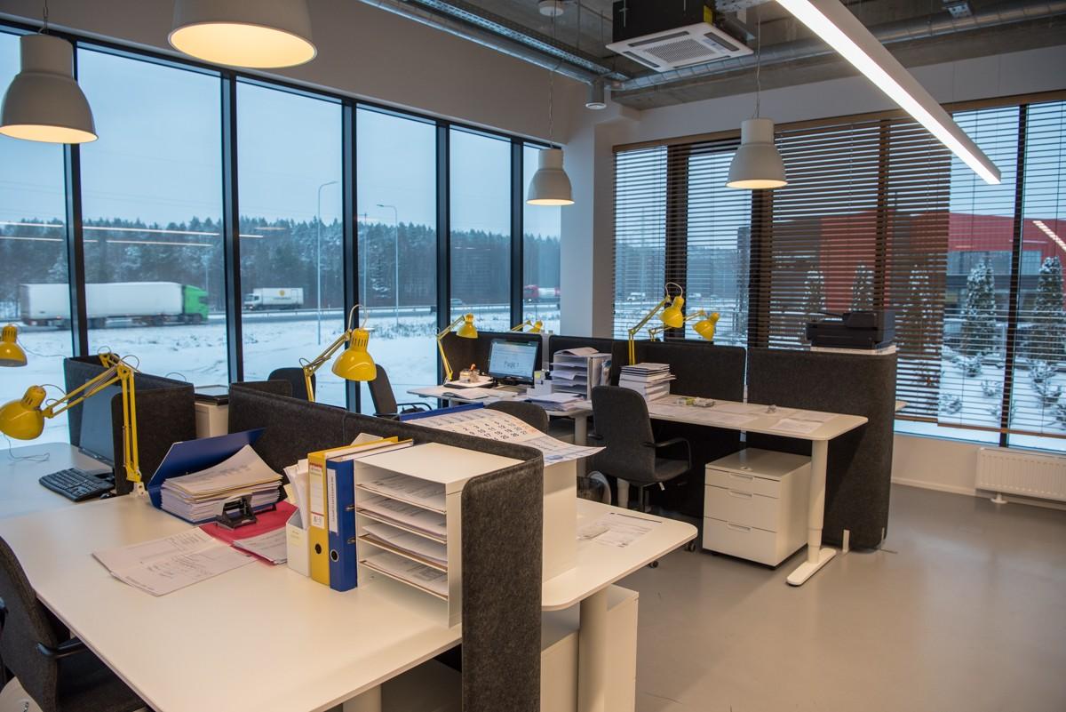 Vauksa biuras, Kaunas