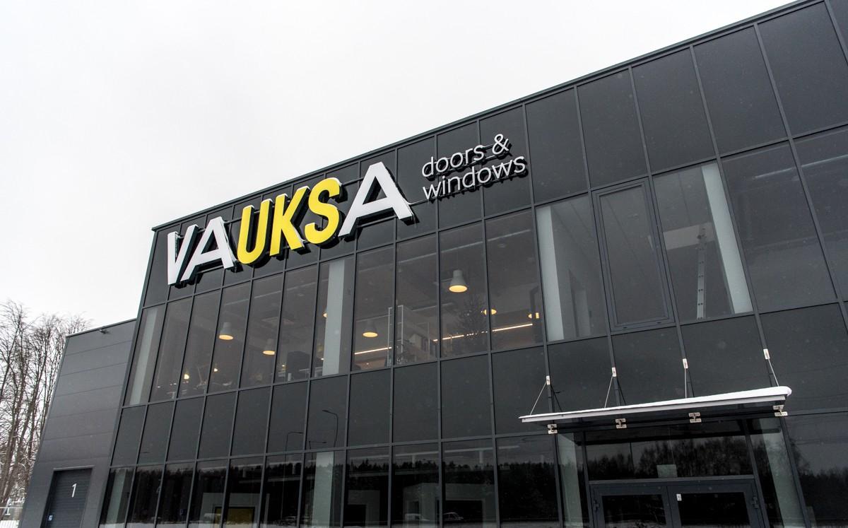 Vauksa's office, Kaunas