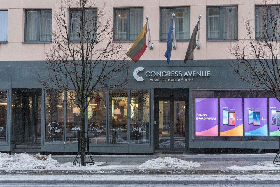 Congress viešbutis, Vilnius