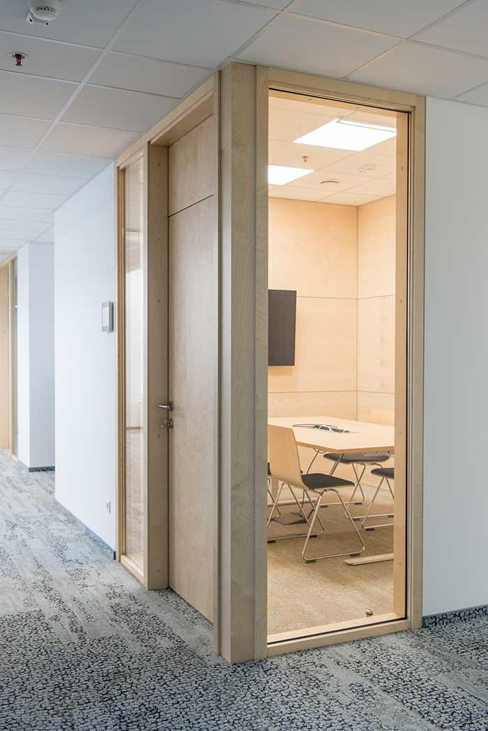 Business center Grand Office Vilnius